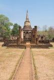 Ancient circular pagoda Royalty Free Stock Images