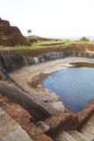 Ancient Cistern at Sigiriya, Sri Lanka Royalty Free Stock Image