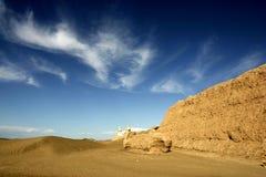 Ancient city Stock Image