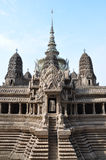 Ancient city. The ancient city model in the Emerald Buddha Temple - Bankok, Thailand Royalty Free Stock Photography