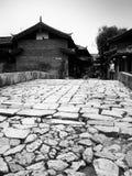 Ancient City. Old City of Lijiang, Yunnan, China Stock Photo