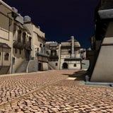 Ancient City Royalty Free Stock Photo