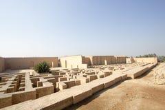 The ancient city of Babylon Royalty Free Stock Photos