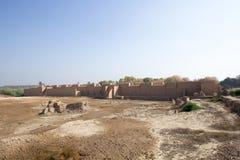 The ancient city of Babylon Stock Photos
