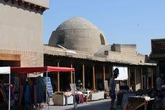 Ancient city Bukhara, Uzbekistan Stock Images