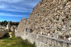 Ancient city of Chersonesus Stock Photo