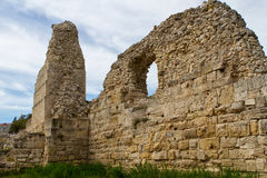 Ancient city of Chersonesus Stock Photography