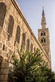 Damascus Ancient City. Ancient City of Damascus Syrian Arab Republic royalty free stock photos
