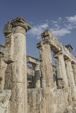 Ancient city in denizli, turkey Stock Photos