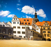 The ancient city of Dresden, Germany. Royalty Free Stock Photography