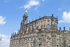 The Ancient City of Dresden ,Germany Stock Photography