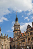 The Ancient City of Dresden ,Germany Royalty Free Stock Image