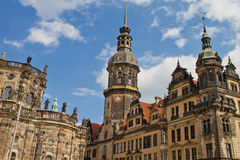 The Ancient City of Dresden ,Germany Royalty Free Stock Photography