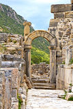 Ancient city Ephesus Stock Images