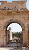 Ancient city of Ephesus Stock Photography