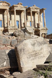 Ancient city of Ephesus Stock Photos