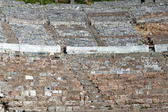 The ancient  city Ephesus Royalty Free Stock Images