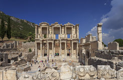 The ancient city of ephesus Royalty Free Stock Image