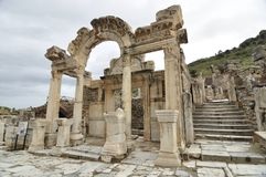 Ancient city Ephesus Royalty Free Stock Images