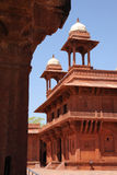 Ancient city of Fatehpur Sikri, India Stock Photos