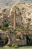 Ancient city, Hasankeyf Royalty Free Stock Images