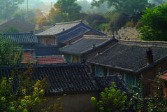Ancient city in Hebei. An ancient city in Hebei, China Stock Photo