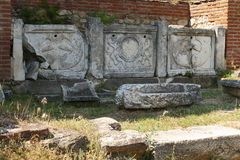 Ancient city Stock Images