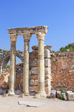 Ancient city Hierapolis Royalty Free Stock Photo