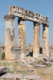 Ancient city of Hierapolis Stock Photography
