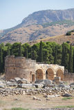 Ancient city of Hierapolis Royalty Free Stock Photos