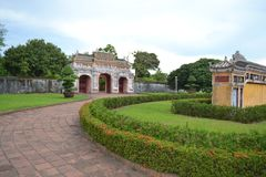Ancient City of Hue Royalty Free Stock Photo
