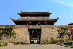 Ancient city of Huizhou, Anhui , china Royalty Free Stock Photography