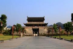 Ancient city of Huizhou, Anhui , china Stock Photography