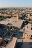 Ancient city of Khiva, Uzbekistan Stock Images