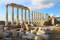 Ancient City Laodikeia Royalty Free Stock Image