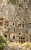 Ancient city of Myra Stock Image