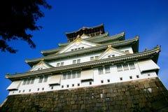 The ancient city of Osaka, Japan Stock Photography