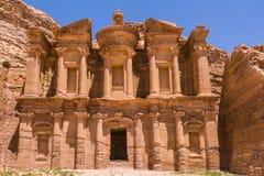 Ancient city Petra, Jordan Stock Photography
