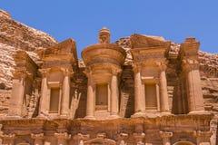 Ancient city Petra, Jordan Stock Image