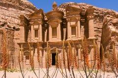 Ancient city Petra, Jordan Royalty Free Stock Photo