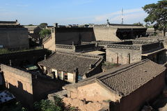 The ancient city of Pingyao Stock Photo