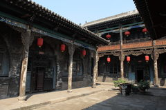 The ancient city of Pingyao Royalty Free Stock Images