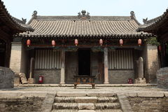 The ancient city of Pingyao Royalty Free Stock Photos