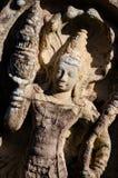 Ancient City of Polonnaruwa. Photo of the Vatadage (Circular Relic House) in Polonnaruwa Quadrangle, UNESCO World Heritage Site, Sri Lanka, Asia Stock Image