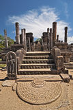 Ancient City of Polonnaruwa. Sri Lanka Stock Image