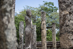 The Ancient City of Polonnaruwa Stock Photos