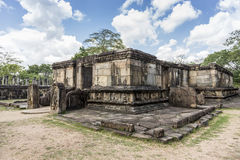The Ancient City of Polonnaruwa Stock Images
