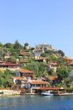 Ancient city on the seashore of Kekova Turkey Stock Photography