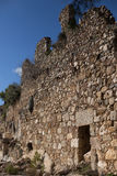 Ancient city of Syedra in Alanya province of Turkey Royalty Free Stock Photography