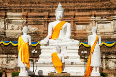 The ancient city of Thailand Stock Image